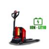 transpaleta electrica de 1500kg de noblelift PTE15N litio