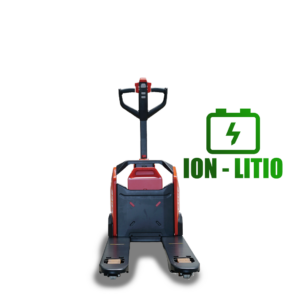 carretilla transpaleta electrica de 1500kg noblelift PTE15N litio