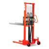 Apilador nuevo manual estándar de NOblelift de 500kg a 1500kg